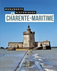 Monuments historiques de Charente-Maritime