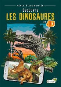 Découvre les dinosaures en 4D
