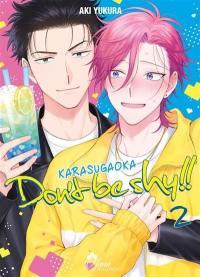 Karasugaoka don't be shy !!. Volume 2,