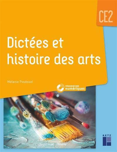 Dictées et histoire des arts : CE2