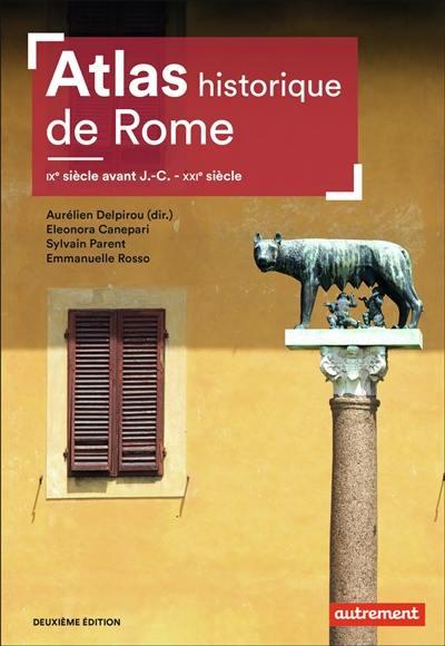Atlas historique de Rome