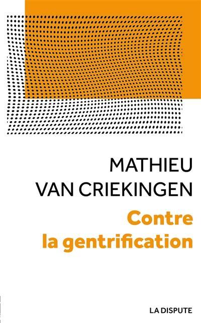 Contre la gentrification