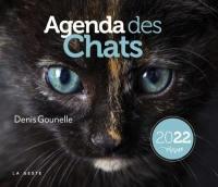 Agenda des chats 2022