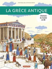 L'histoire du monde en BD, La Grèce antique
