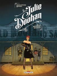 Julie Doohan. Volume 2, Wild mustang saloon