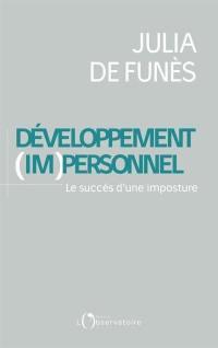 Développement (im)personnel