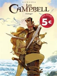Les Campbell. Volume 3, Kidnappé !