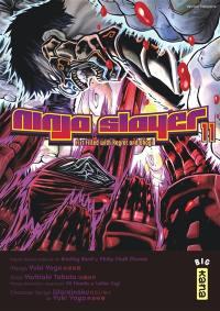 Ninja Slayer. Volume 11,