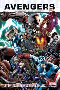 Ultimate Avengers. Volume 3, Ultimate Avengers vs New Ultimates