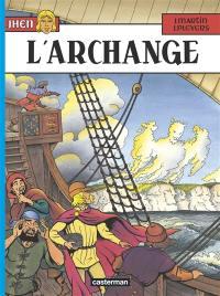 Jhen. Volume 9, L'archange
