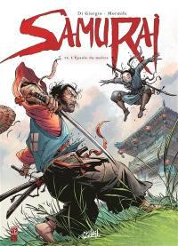 Samurai. Volume 14, L'épaule du maître