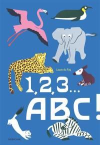 1, 2, 3... ABC !