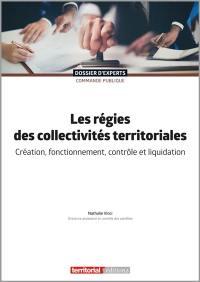 Les régies des collectivités territoriales