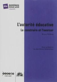 L'autorité éducative