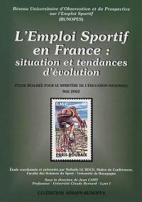 L'emploi sportif en France