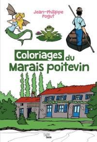 Je colorie le Marais poitevin