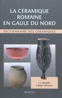 La céramique romaine en Gaule du Nord