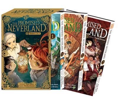 The promised Neverland, The promised Neverland, Vol. 1
