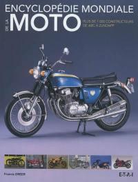 Encyclopédie mondiale de la moto