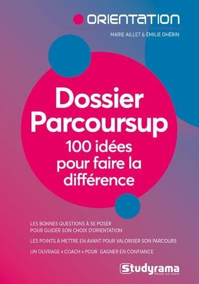 Dossier Parcoursup