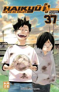 Haikyu !!. Volume 37,