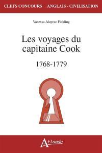 Les voyages du capitaine Cook