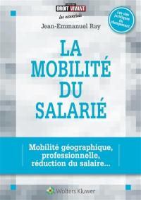 La mobilité du salarié