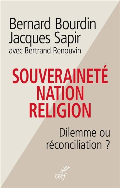 Souveraineté, nation, religion