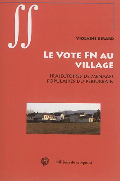 Le vote FN au village
