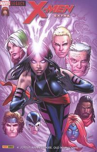 Marvel legacy : X-Men extra. n° 4, Joyeux anniversaire, old man Logan