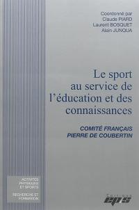Le sport au service de l'éducation et des connaissances
