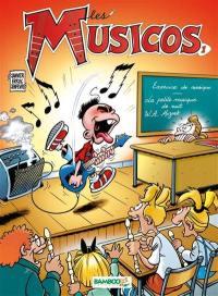 Les Musicos. Volume 1,