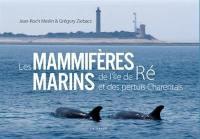 Les mammifères marins de l'île de Ré et des pertuis charentais