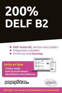 200 % DELF B2