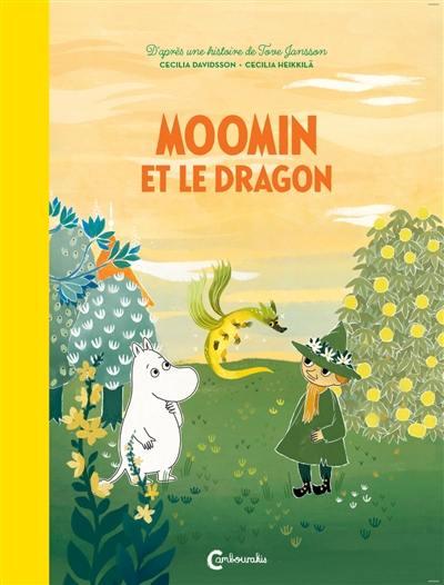 Les Moomins, Moomin et le dragon
