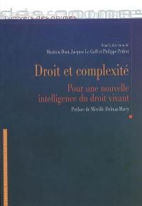 Droit et complexité