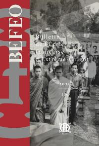 Bulletin de l'Ecole française d'Extrême-Orient. n° 106,