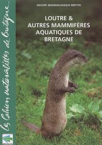 Loutre & autres mammifères aquatiques de Bretagne
