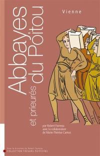 Abbayes et prieurés du Poitou