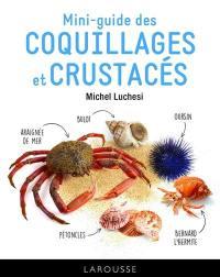 Mini-guide des coquillages et crustacés