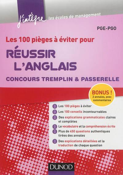 Les 100 pièges à éviter pour réussir l'anglais