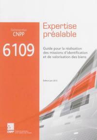 Référentiel CNPP 6109