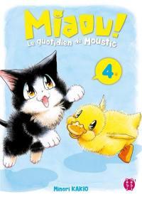 Miaou !. Volume 4,