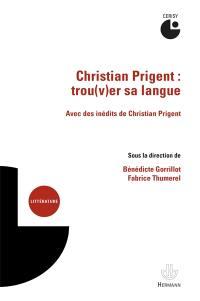 Christian Prigent