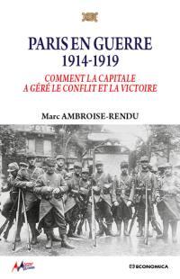 Paris en guerre, 1914-1919