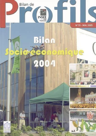 Bilan socio-économique 2004