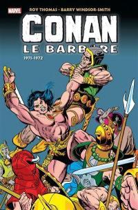 Conan le barbare, 1971-1972