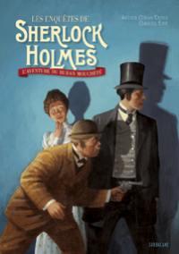 Les enquêtes de Sherlock Holmes, L'aventure du ruban moucheté