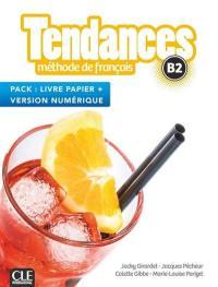 Tendances, méthode de français, B2
