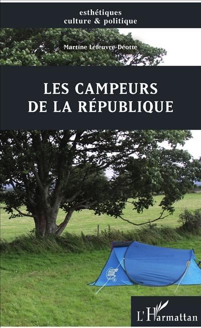 Les campeurs de la République